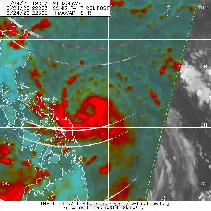 """台风""""莫拉菲""""生成,或达强台风级别!对东莞的影响是…..."""